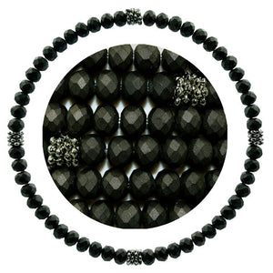 BK154-Black-Bracelet-Bead-Stackin-Stones-CJ-Bella-Co
