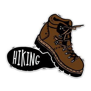CJ6-017-Hiking-Brown-Boots-Vinyl-Decal-by-CJ-Bella-Co