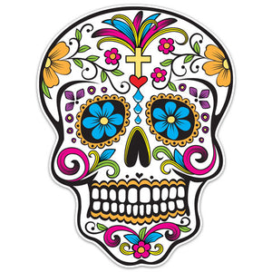 CJ6-031-Sugar-Skull-Vinyl-Decal-by-CJ-Bella-Co