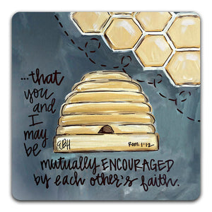 EH1-102-That-You-and-I-May-Be-Elizabeth-Hilliard-Truth-Be-ToldTabletop-Coaster-by-CJ-Bella-Co.