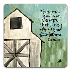 EH1-114-Teach-Me-Your-Way-LordElizabeth-Hilliard-Truth-Be-ToldTabletop-Coaster-by-CJ-Bella-Co.