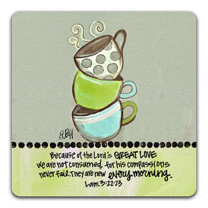 EH1-115-Because-of-the-Lords-Great-LoveElizabeth-Hilliard-Truth-Be-Told-Tabletop-Coaster-by-CJ-Bella-Co.