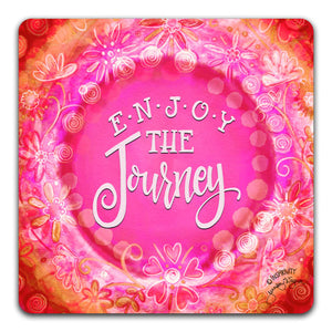 JW1-106-Enjoy-The-Journey-Table-Top-Coaster-by-Jennifer-Wagner-and-CJ-Bella-Co
