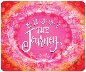 JW7-106-Enjoy-The-Journey-Mouse-Pad-by-Jennifer-Wagner-and-CJ-Bella-Co