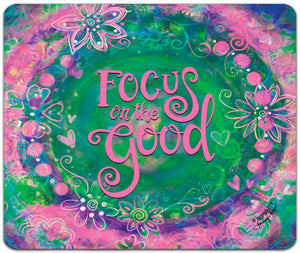 JW7-129-Focus-On-The-Good-Mouse-Pad-by-Jennifer-Wagner-and-CJ-Bella-Co