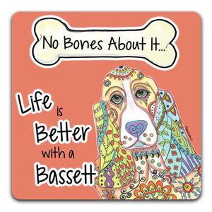 MM1-1190-Life-is-Better-with-a-Basset-Bones-Rubber-Tabletop-Car-Coaster-by-Mellissa-Meeks-and-CJ-Bella-Co
