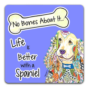 MM1-1204-Life-is-Better-With-a-Spaniel-Dog-Bones-Rubber-Tabletop-Car-Coaster-by-Mellissa-Meeks-and-CJ-Bella-Co