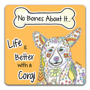 MM1-1212-Life-is-Better-With-a-Corgi-Dog-Bones-Rubber-Tabletop-Car-Coaster-by-Mellissa-Meeks-and-CJ-Bella-Co