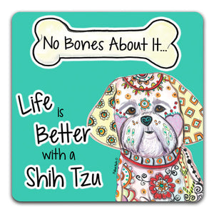 MM1-1285-Life-is-Better-With-a-Shih-Tzu-Dog-Bones-Rubber-Tabletop-Car-Coaster-by-Mellissa-Meeks-and-CJ-Bella-Co
