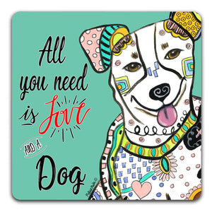 MM1-732-Love-Dog-Jack-Russell-Terrier-Rubber-Tabletop-Car-Coaster-by-Mellissa-Meeks-and-CJ-Bella-Co