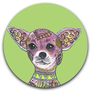 MM2-140-Face-Chihuahua-Cute-Car-Coaster-Melissa-Meeks-and-CJ-Bella-Co
