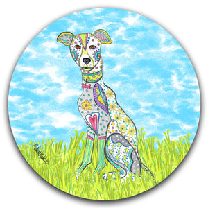 MM2-400-Grass-Dog-Greyhound-Sky-Car-Coaster-Melissa-Meeks-and-CJ-Bella-Co