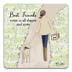 RH1-217-Best-Friends-Come-In-All-Shapes-and-Sizes Tabletop-Coaster-by-CJ-Bella-Co-and-Rose-Hill-Designs