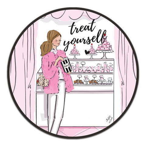 RH6-169-Treat-Yourself-Vinyl-Decal-by-Heather-Stillufsen-and-CJ-Bella-Co