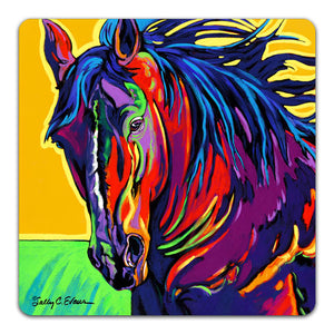SE1-114-Horse-Table-Top-Coaster-by-Sally-Evans-and-CJ-Bella-Co