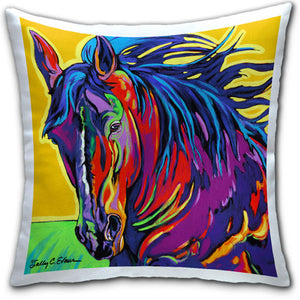 SE4-114-Horse-Pillow-by-Sally-Evans-and-CJ-Bella-Co