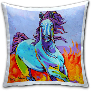 SE4-115-Horse-Running-Wild-Pillow-by-Sally-Evans-and-CJ-Bella-Co
