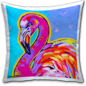 SE4-125-Flamingo-Pillow-by-Sally-Evans-and-CJ-Bella-Co