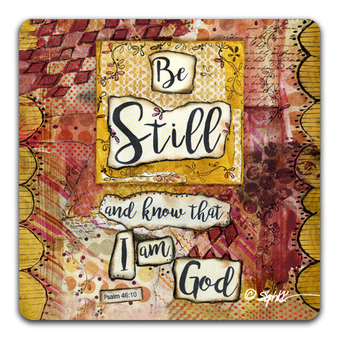 SK1-116-Be-STill-and-Know-That-I-Am-God-Table-Top-Coaster-by-CJ-Bella-Co