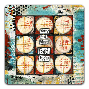SK1-119-Worry-Ends-Where-Faith-Begins-Table-Top-Coaster-by-CJ-Bella-Co