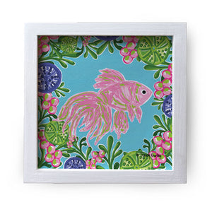 TG5-128-Pink-Fish-Box-Sign-by-Tracey-Gurley-and-CJ-Bella-Co