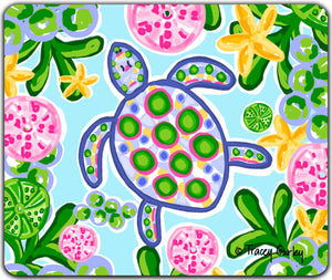 TG7-103-Blue-Pink-Turtle-Mouse-Pad-by-CJ-Bella-Co