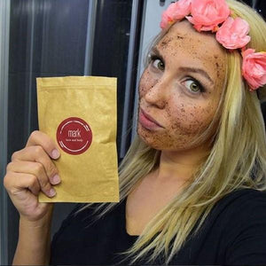 MARK coffee scrub (30g)