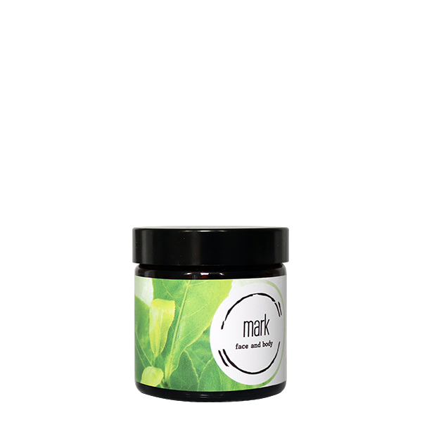 MARK Green Tea Face Mask - s výtažky z nimbovníka