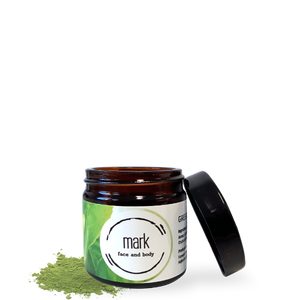 MARK Green Tea Face Mask (na aknózní pleť )