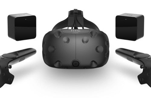 HTC Doubles Down On Virtual Reality With New Vive X Accelerator