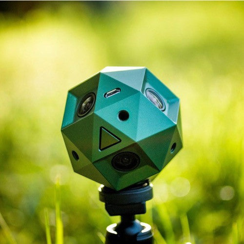 Sphericam's second 360-degree camera shoots 4K video