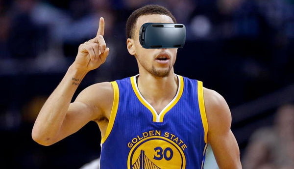 NBA will livestream weekly games in VR this season
