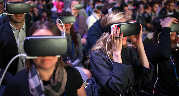 Think virtual reality is just about games? Think again, friend