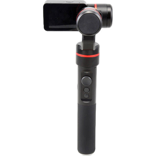Feiyu Summon+ 3-Axis Handheld Gimbal with 4K Camera - The VR Pros
