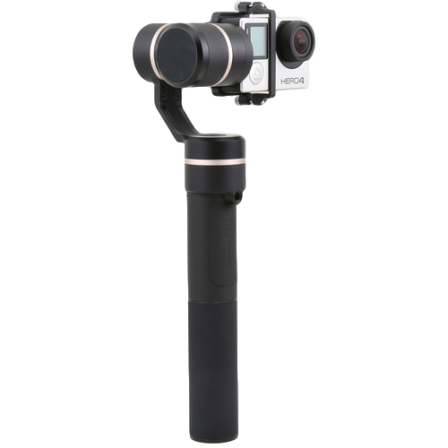 Feiyu G5 Handheld Gimbal for GoPro HERO5 / HERO4 - The VR Pros