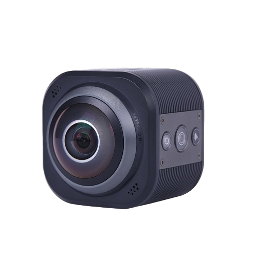 Camorama The 4K Action VR & 360° Camera