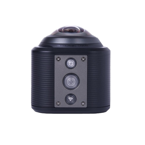 Camorama The 4K Action VR & 360° Camera - The VR Pros