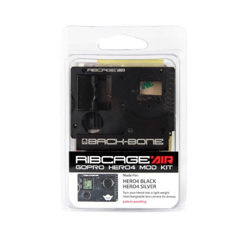 Ribcage Air Hero4 Mod Kit - The VR Pros