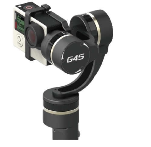Feiyu Tech FY-G4S 3 Axis 360° Handheld Steady Camera Gimbal For Gopro - The VR Pros