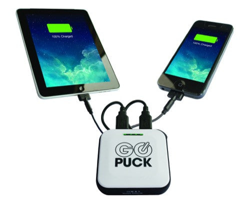 GO PUCK 5X 2-Port 6600mAh USB Charger - The VR Pros