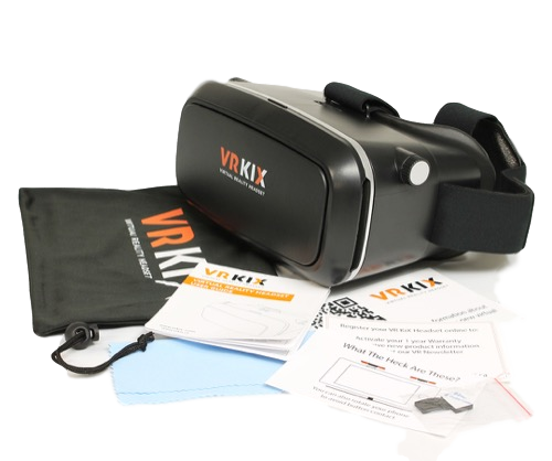 VR KiX Virtual Reality Headset - The VR Pros - 3