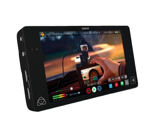 Atomos Shogun Complete 4K Field Recorder and Monitor - The VR Pros