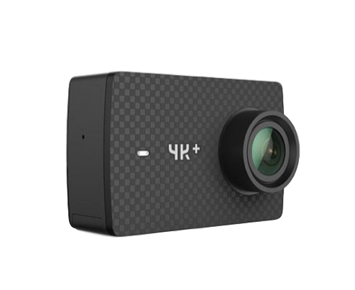 YI 4K + Action Camera Waterproof Case Kit - Black - The VR Pros