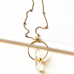 Aymi Crystal Necklace