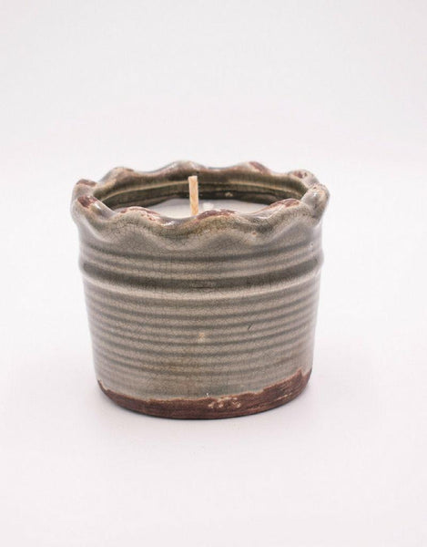 SC Small Pot Candle