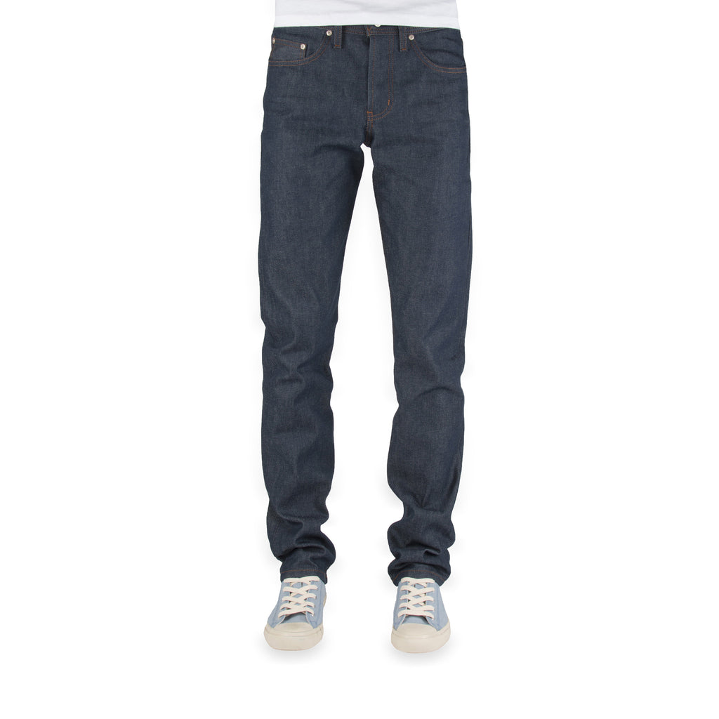 Naked & Famous - Weird Guy - Natural Indigo Selvedge - Guys