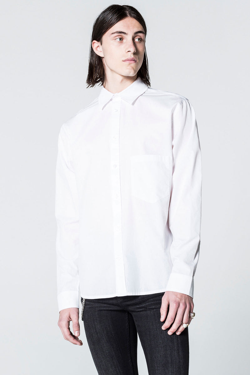 Cheap Monday - Arced Shirt - Guys