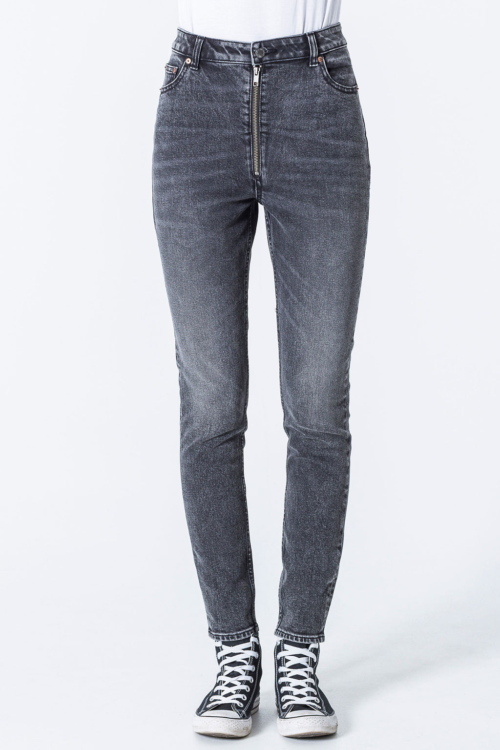 Cheap Monday - Donna Jeans - Dust Black - Gals