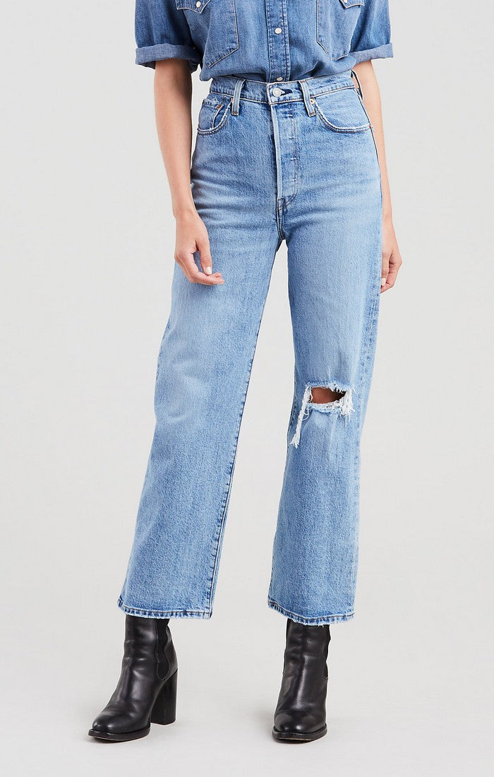 Levi's - Rib Cage -  Jeans  - Hater's Gonna Hate - Gals