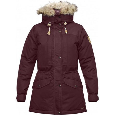 Fjallraven - Singi Down Jacket - Gals